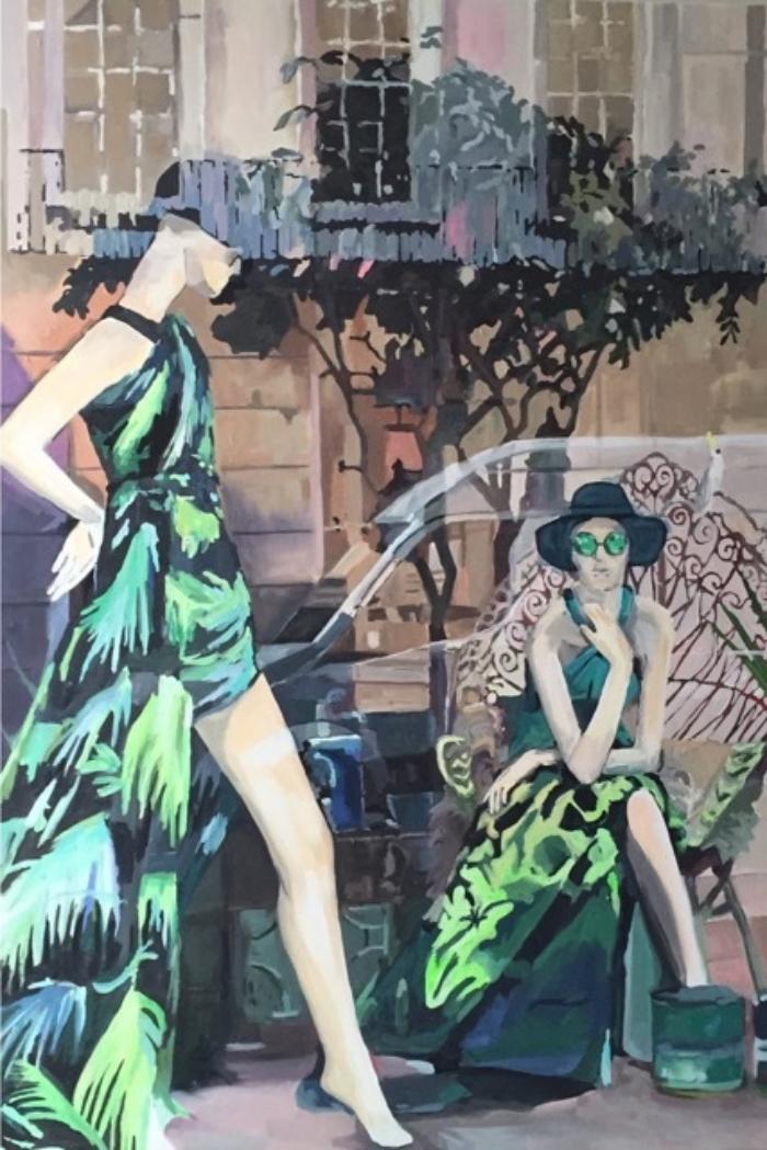 Gina Fishman Bruton St London