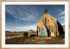 Craig Holloway Smeaton Church Framed Raw