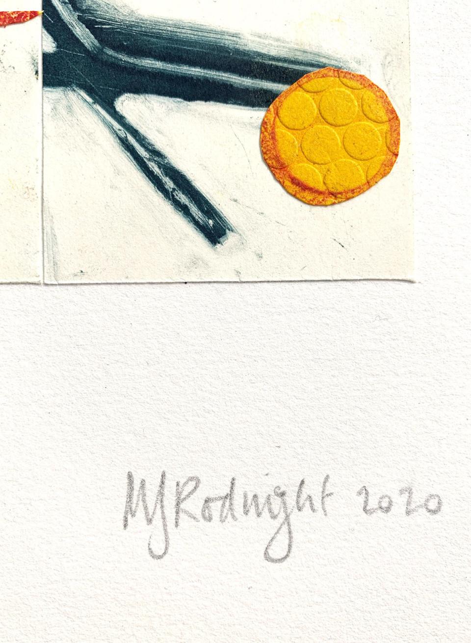 Melinda Rodnight Spreading Wattle Detail2