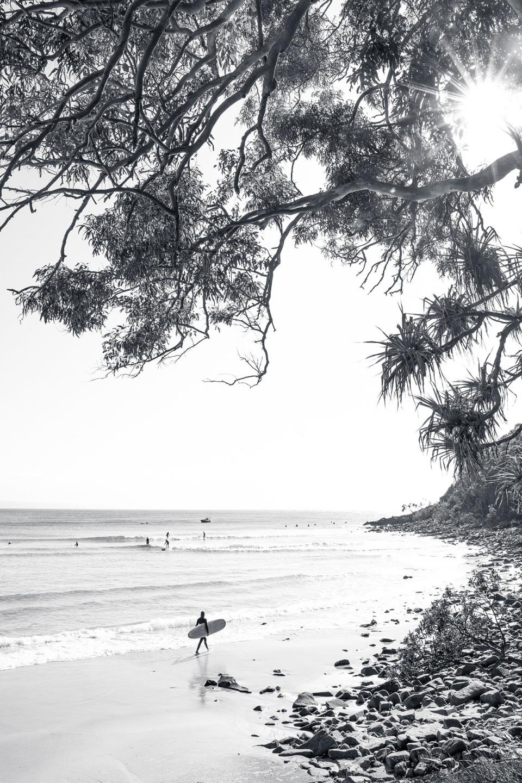 Michelle Schofield Surfer Photographic Print