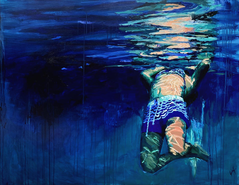 Gina Fishman The Deep End