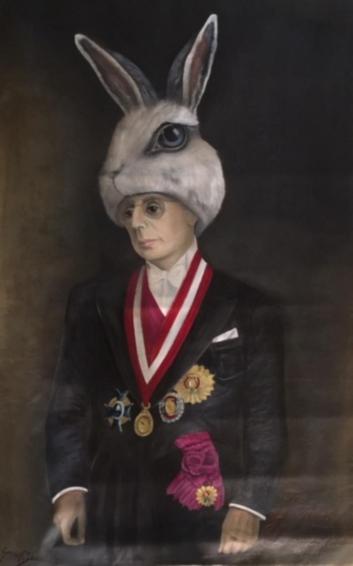 Gwenda Mc Dougall The Order Of Lagomorpha