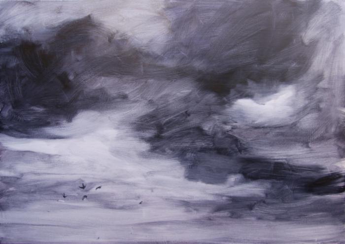 Josh Fartch Quiet Of The Sky