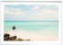 Michelle Schofield Tulum Shores White Framed Photographic Print