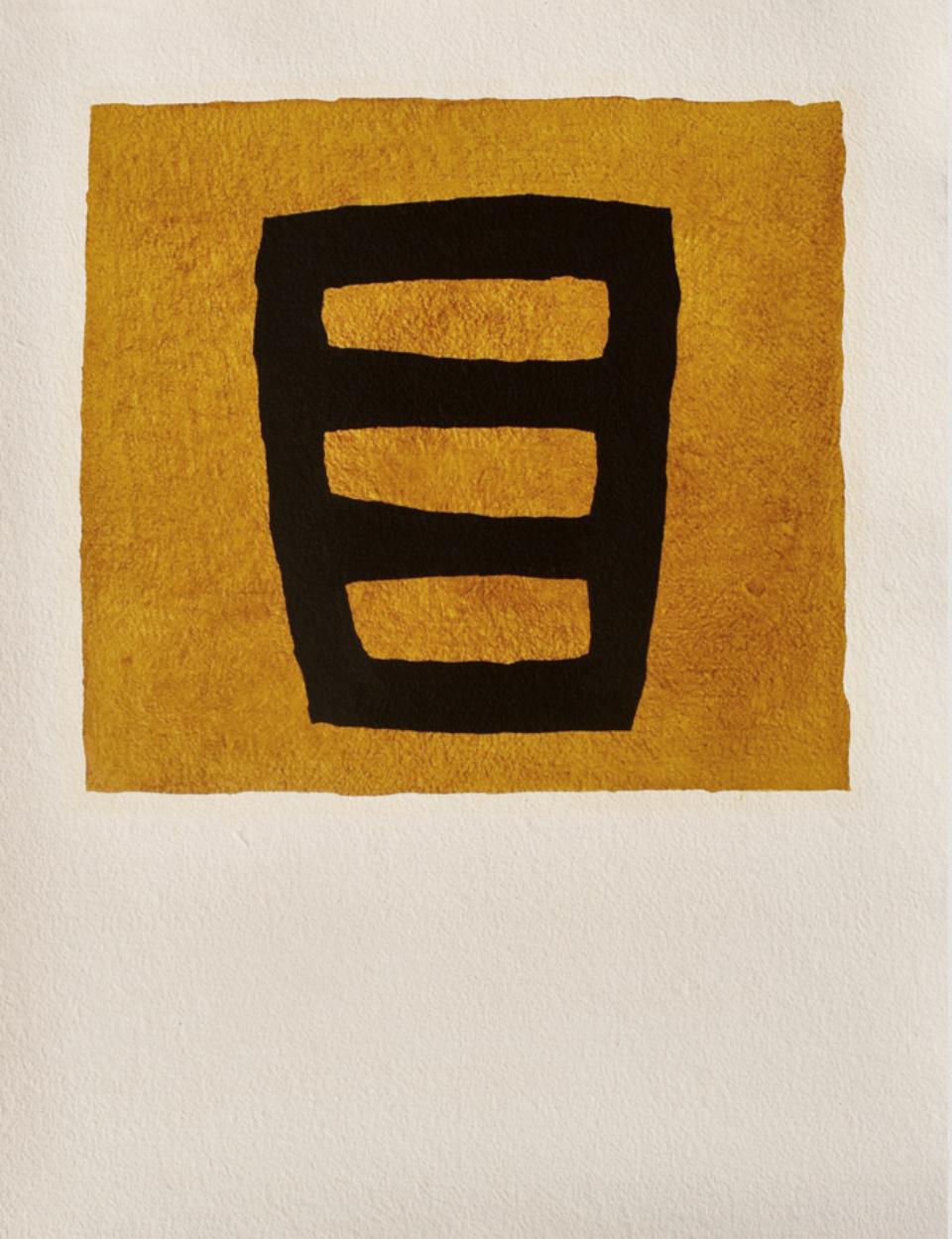 Eleanor Millard Untitled 100 Unframed