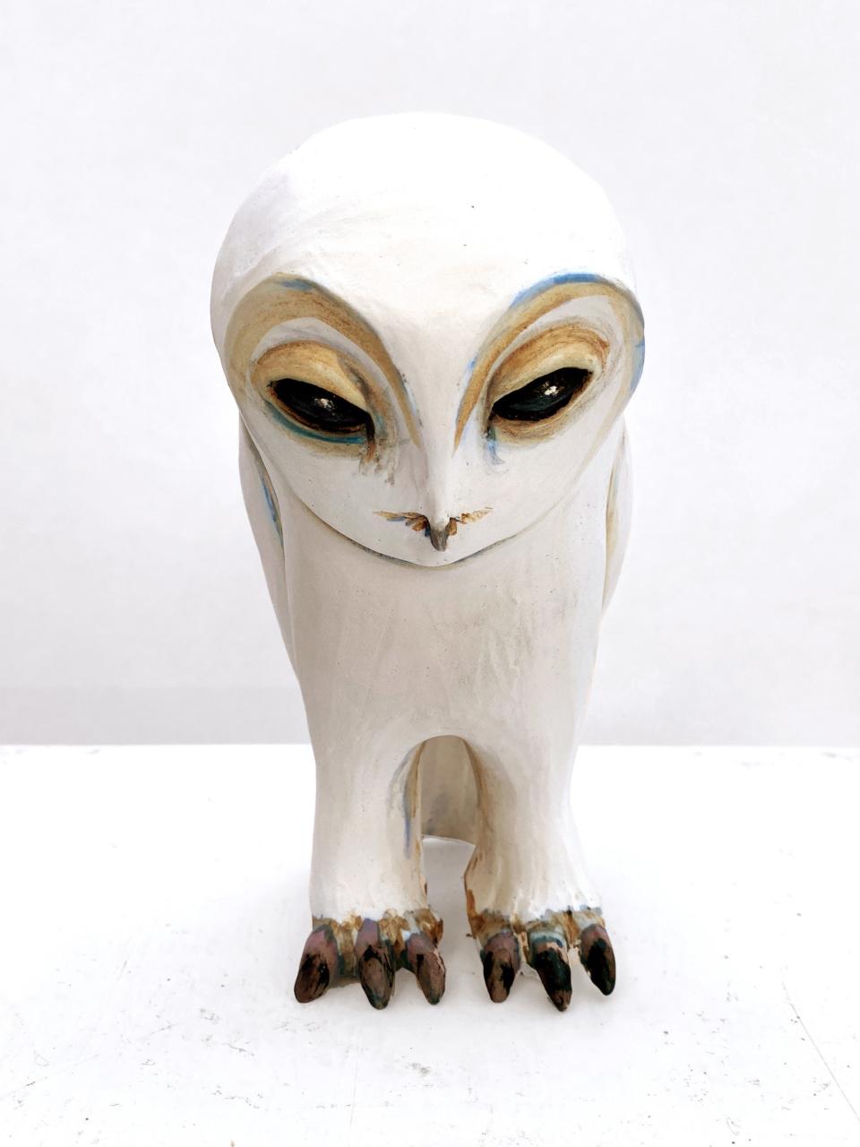 Jenny Rowe White Owl 02 02 adjust